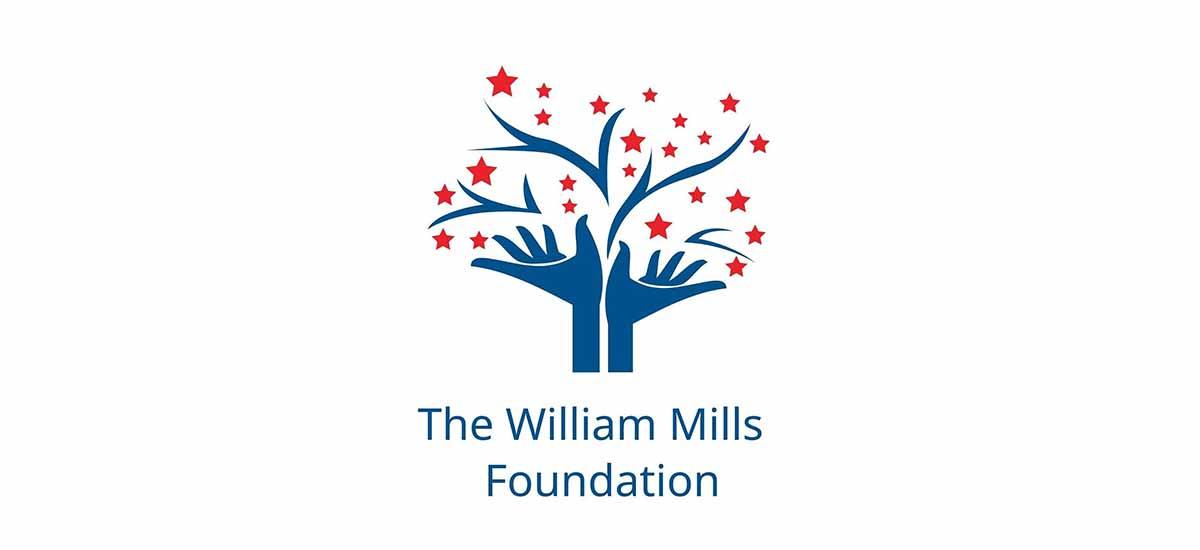 The William Mills Foundation Logo